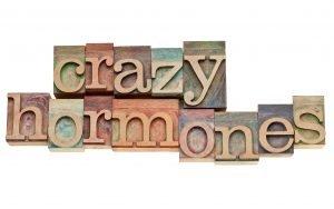 Crazy hormones blocks